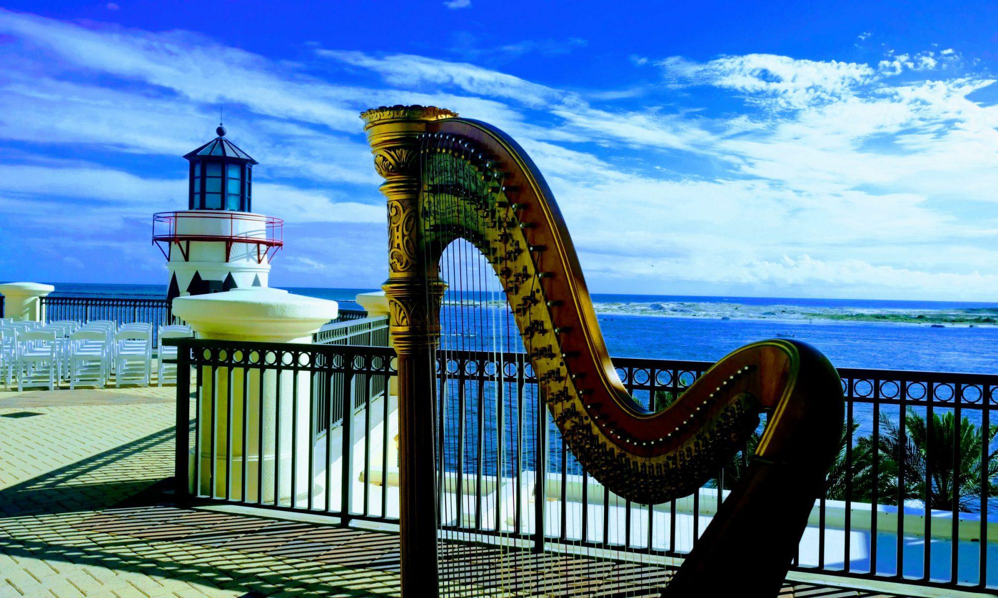 Samantha Horn, Harpist
